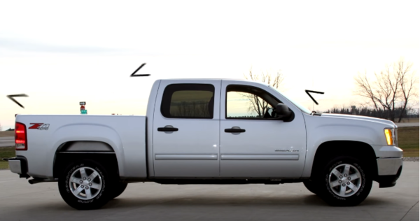 Reduces aerodynamic drag on the truck when closed