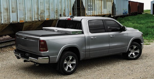 Access Toolbox Tonneau Cover Roll Up Truck Bed Cover
