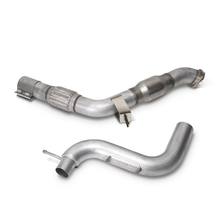 BBK High Flow Downpipe