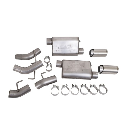 BBK Vari-Tune Axle Back Exhaust Kit