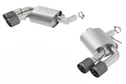 Borla ATAK Axle-Back Exhaust System