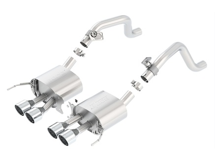 Borla S-Type Axle-Back Exhaust System