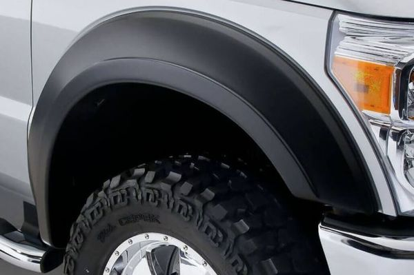 Designed to cover large wheels
