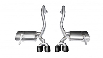 Corsa Xtreme Axle-Back Exhaust System