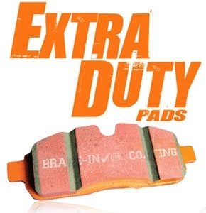EBC Brakes Extra Duty Brake Pads
