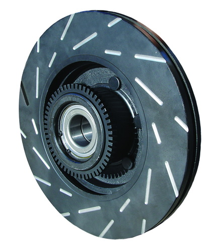 EBC Brakes USR Series Sport Slotted Brake Rotors