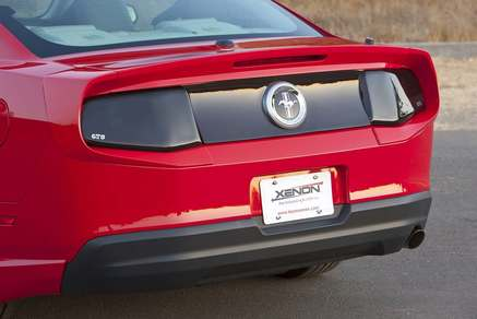 GT Styling BlackOut Tail Light Covers