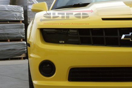 GT Styling Driving & Fog Light Covers