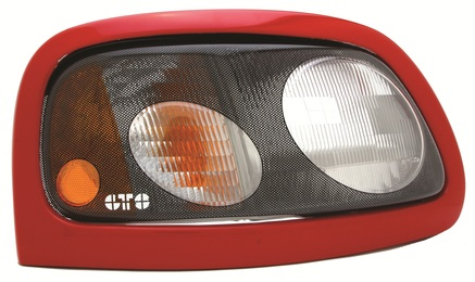 GT Styling Pro-Beam Headlight Covers