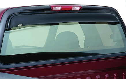 GT Styling Shadeblade Back Glass Deflector
