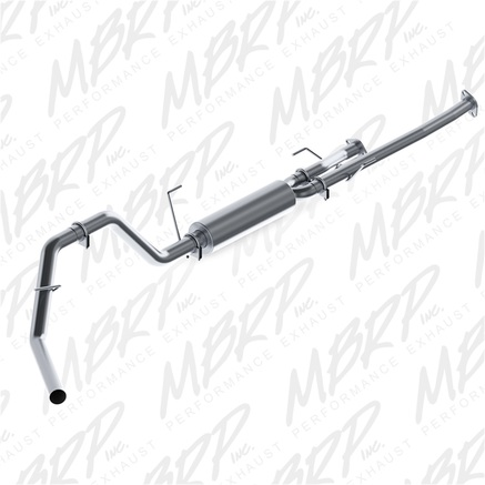 MBRP P Series Cat-Back Exhaust System