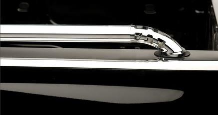 Putco Stainless Steel Tonneau Skins