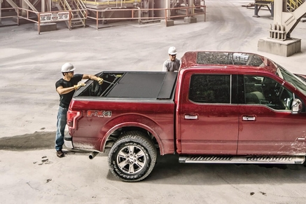 Roll-N-Lock A-Series Tonneau Cover