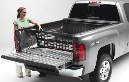 Roll-N-Lock Truck Bed Cargo Divider