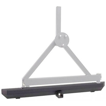 Rugged Ridge Classic Rock Crawling Rear Bumper