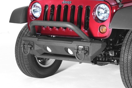 Rugged Ridge Hoop Over Rider Bumper Guard