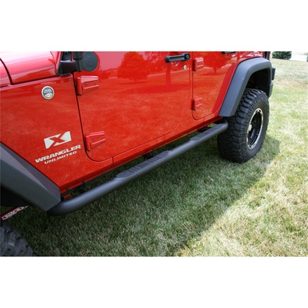 Rugged Ridge Side Tube Step Bars