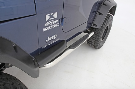 Smittybilt Sure Step Side Bars