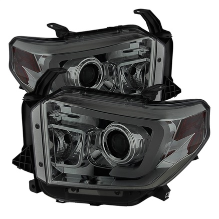 Spyder DRL Projector Headlights