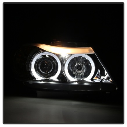 Spyder Halo Amber Projector Headlights