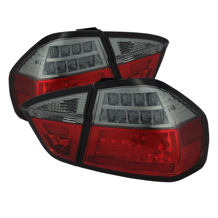 Spyder LED Indicator Light Bar Tail Lights