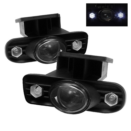 Spyder LED Projector Fog Lights