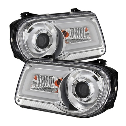 Spyder LED Projector Headlights