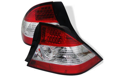 Spyder LED Tail Light Set