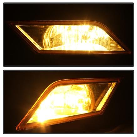Spyder OE Style Fog Lights