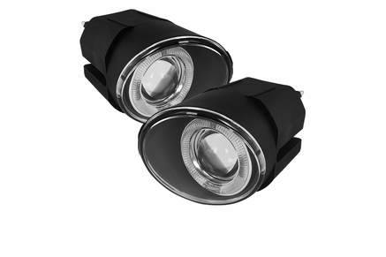 Spyder Projector Fog Lights Set