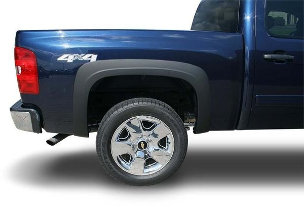 OE quality and style fender flares