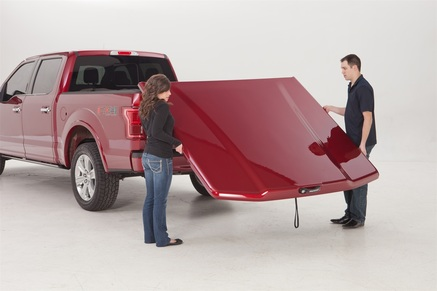UnderCover Elite Smooth Paintable Tonneau Cover