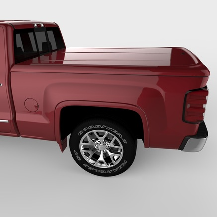 UnderCover LUX Painted Tonneau Cover
