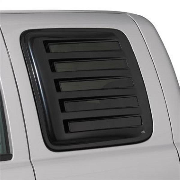 Aeroshade Side Window Louvers