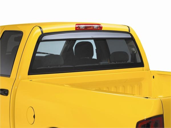 Shades rear window