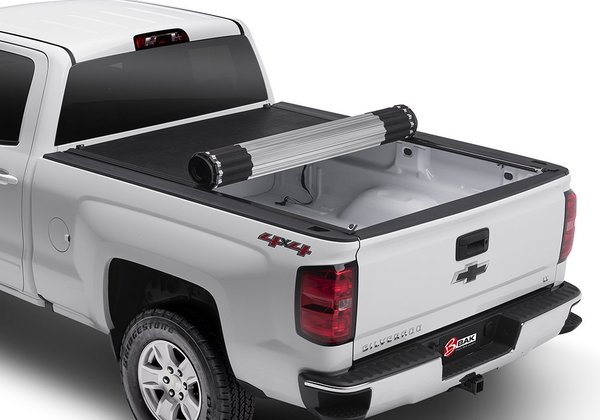 Roll-on tonneau cover