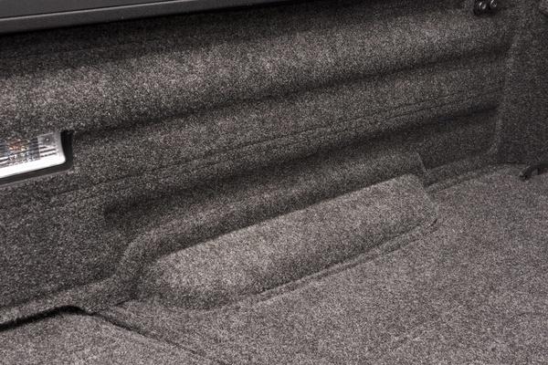 Carpet-like look and feel