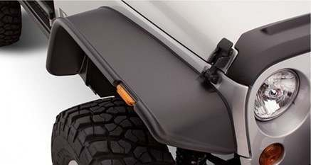 Bushwacker Jeep Fender Flares