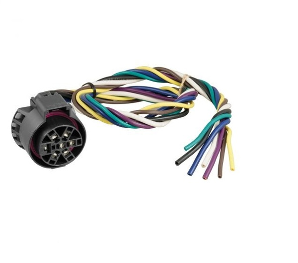 7-way USCAR replacement harness