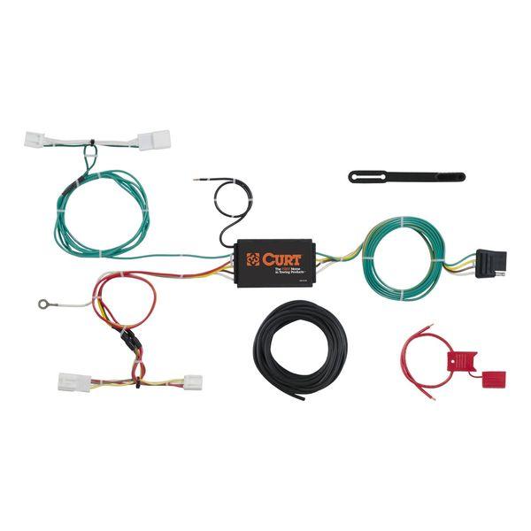 1 Pack CURT Manufacturing 56398 Custom Wiring Harness