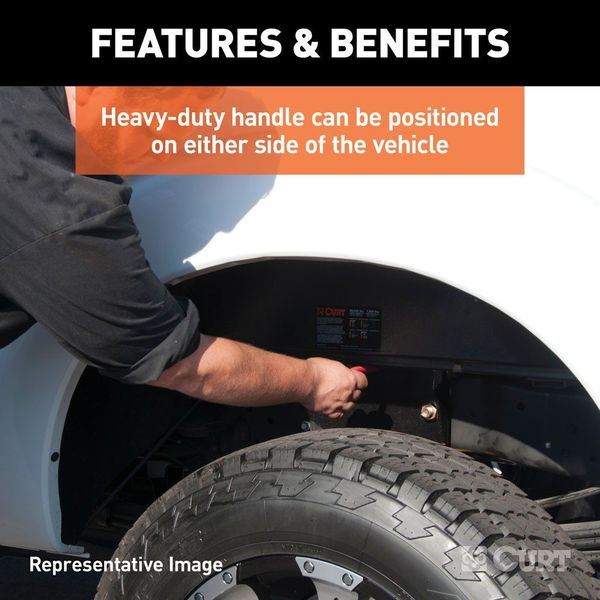 Convenient Heavy-Duty Handle