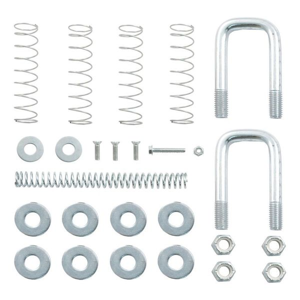 Safety Chain Loops and Grade 8 Hardware
