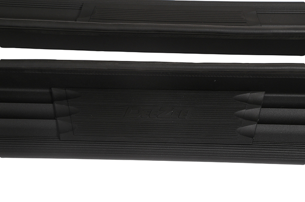 Black non-slip step pad