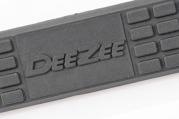 Molded plastic step pad