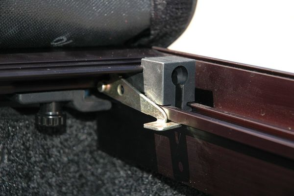 Easy clamp-on installation