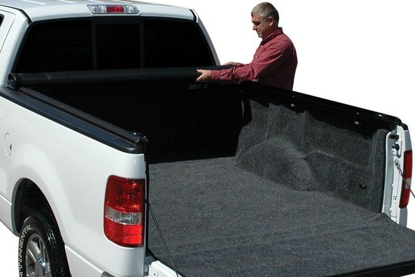 Full truck bed access