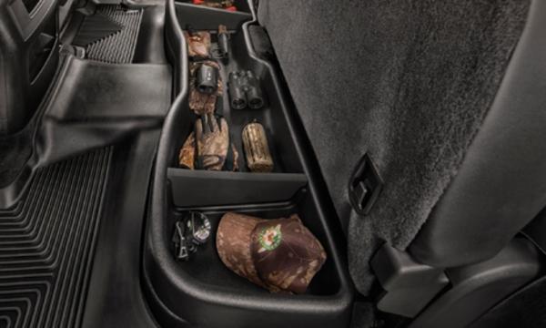GearBox Under-Seat Storage and Organizer