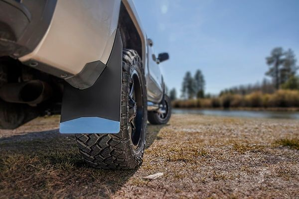 Full Width Protection Mud Flaps
