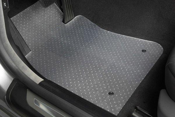 Thick Clear Vinyl floor mats