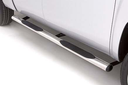 Lund 4 Inch Oval Straight Tube Step Bars